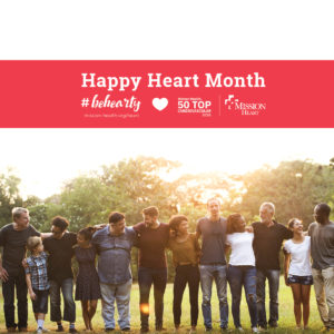 Heart Month #BeHearty Celebration