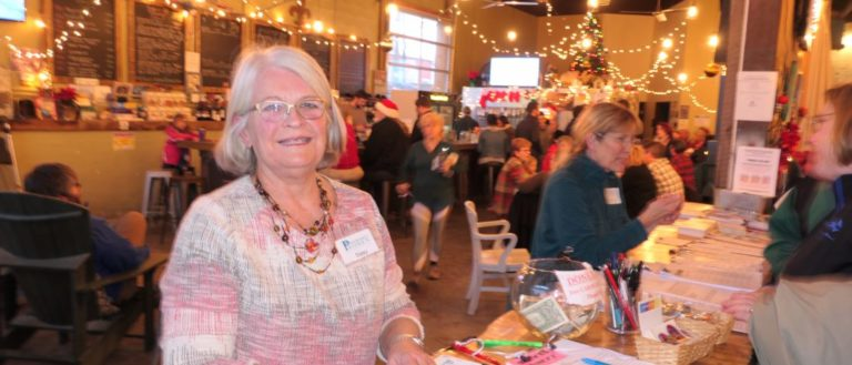 A Progressive Women of Hendersonville event at Sanctuary Brewing.